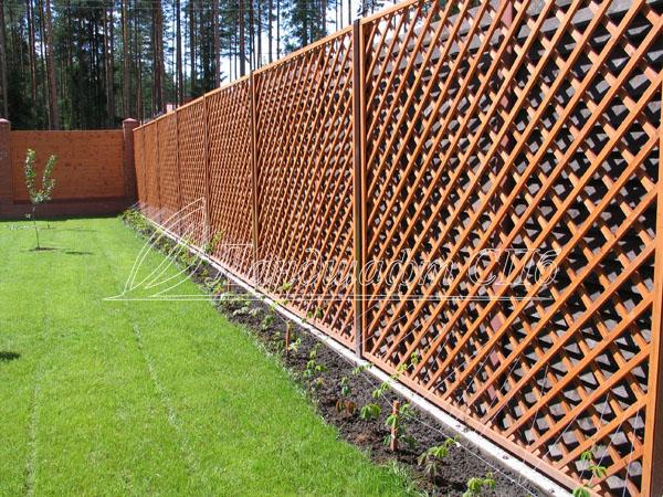 деревянные заборы и изгороди фото