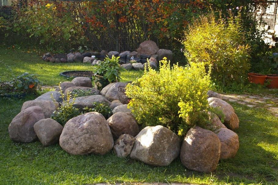 Камни - Скалы