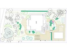 Ландшафтный дизайн 15 соток